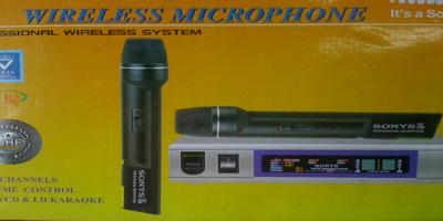 Micro không dây Sonys 288